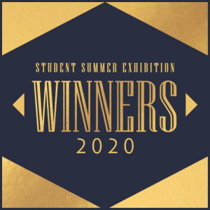 graphic advertising Summer 2020 art exhibit winners